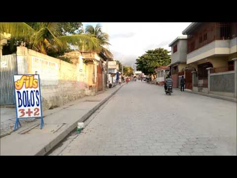 Tap Tap ride through Haiti Week #26! Dive Into The Deep Blue Sky Video By Bryce Turner Music