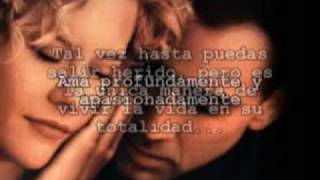 ¨Angel´ Sarah Mclachlan  ANGEL ENAMORADO
