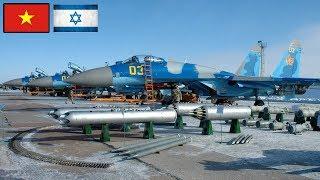 Su-27 Việt Nam lột xác nhờ công nghệ Israel?