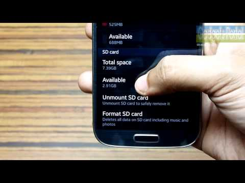 How to move apps to SD card on Galaxy S4 without root [new OTA update]