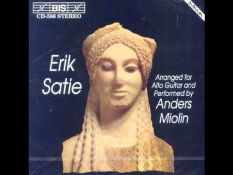 Gnossienne No.5 - Erik Satie- Alto Guitar