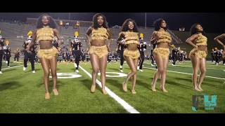 2018 Grambling State Marching Band Halftime Show vs OK Panhandle State