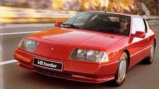 Renault ALPINE 1955-1995