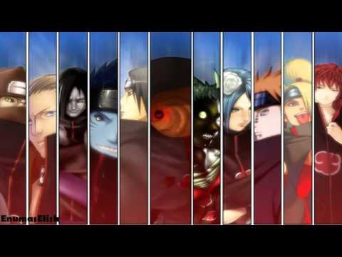 Naruto Shippuden - Kouen Crimson Flames