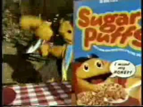 Sugar Puffs Advert - Boyscouts - YouTube