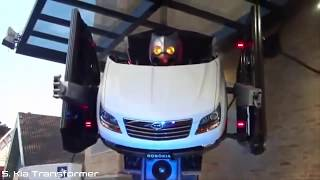 5 Real Transforming Cars You Won't Believe Are True