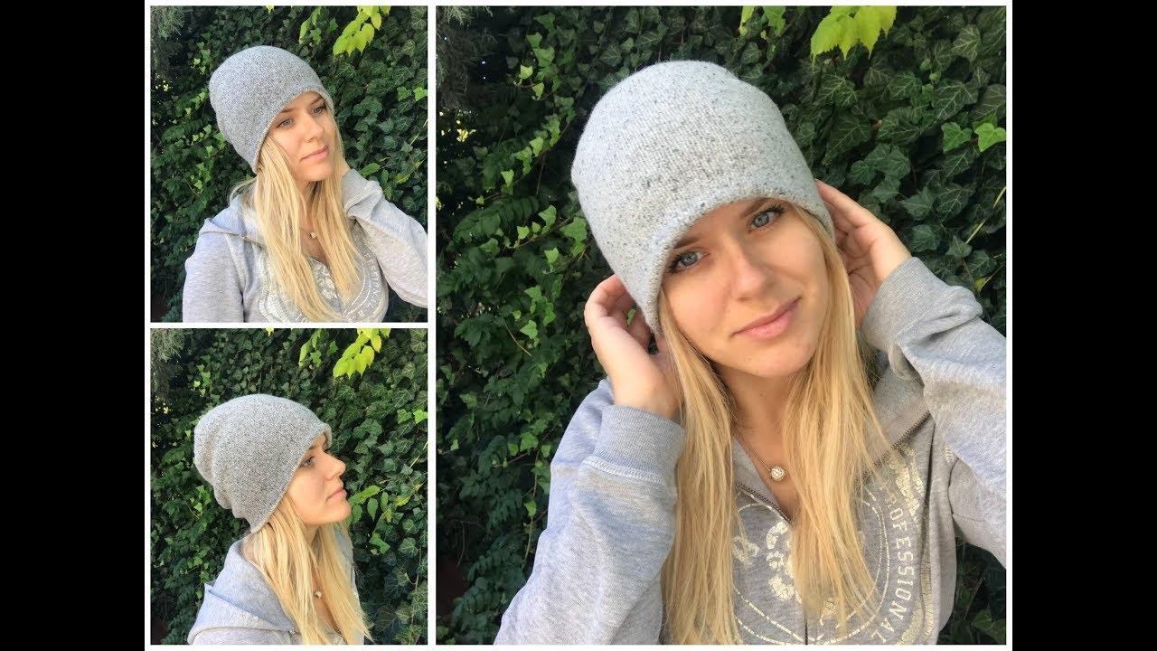 Sasha moon вязание шапка 62