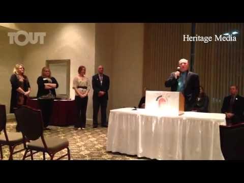Chelsea Comfort Inn & Village Conference Center founder speaks at Chelsea Chamber of Commerce Annual
