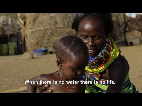 No water, no life - a new borehole in Turkana