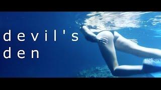 GoPro Hero 3 - The Best Snorkelin- Devil's Den - Cross Country Road Trip