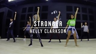 Stronger (Kelly Clarkson) | Step Choreography