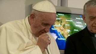 Donald Trump: Pope Francis is