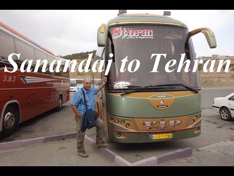 Iran/Sanandaj (Abidar Hill Evening & Departures to Tehran) Part 102
