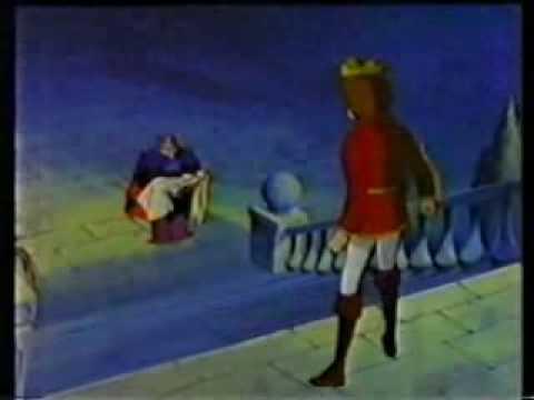 Swan Lake Cartoon Movie 1981 Swan Lake 1981 pt 10 of 12
