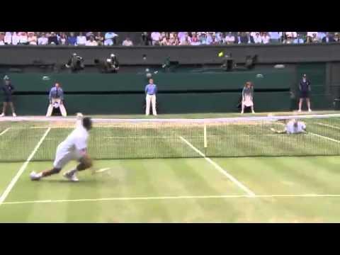 Novak Djokovic vs. Jo-Wilfried Tsonga-Amazing points