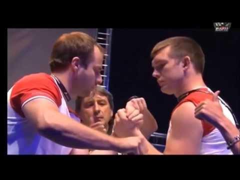 Ivan MATYUSHENKO (RUS) vs Sergey TOKAREV (UKR) - A1 Russian OPEN 2013