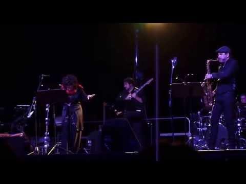 Antonella Ruggiero e Maurizio Camardi World Ensemble – 'Tum Hi Shiva' Live @ Padova – 03/07/2014