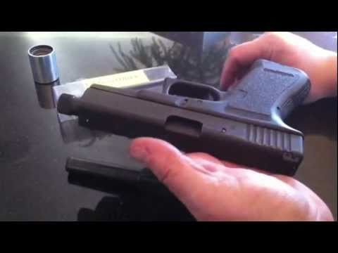 MajorPandemic.com - Replace you Stock Glock Barrel w/ a Lone Wolf Barrel