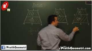 Yamukta Alan 1 - Önder Hoca ile Pratik Geometri