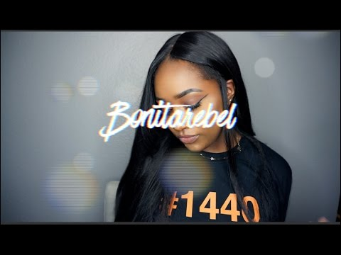 Synthetic or Human Hair??? Watch & FIND OUT!!!   BLACKHAIRSPRAY.COM