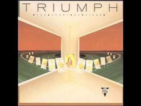 Triumph - Hooked On You