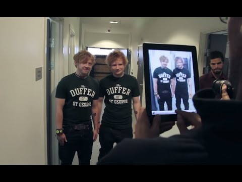 Ed Sheeran - Behind The Scenes: Lego House