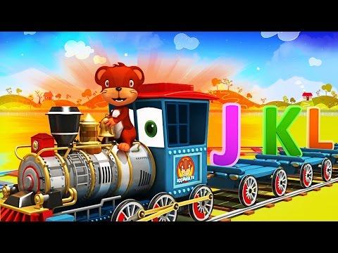 appMink Alphabet Train Part 2 - Kids Learn ABCD - Alphabet Songs for kindergarten Children