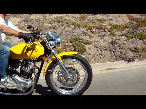 1974 Norton Commando Restoration By Colorado Norton Works GoPro Hero 3+