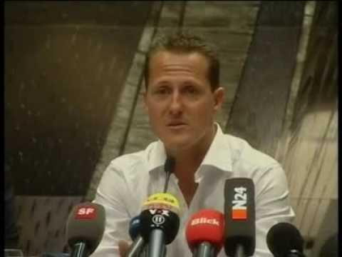F1 : Schumacher spiega perchè non prenderà il posto di Massa sulla Ferrari