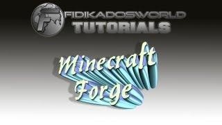 Minecraft Forge Mod 1.4.4 / 1.4.5: Laden, installieren und spielen. Einfacher Mods installieren.