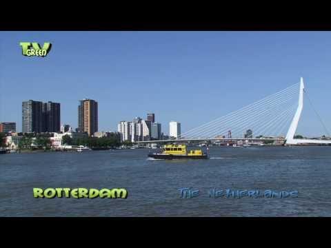 Skyline Rotterdam: Nieuwe Maas & Kop van Zuid