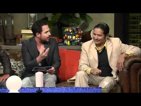Reinaldo Dos Santos - El Profeta de Am érica | Entrevista - Noche de perros | Abril 2012