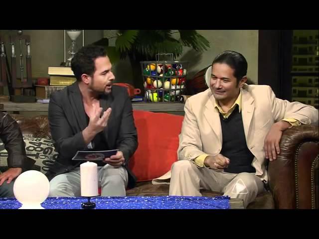 Reinaldo Dos Santos - El Profeta de América   Entrevista - Noche de perros   Abril 2012