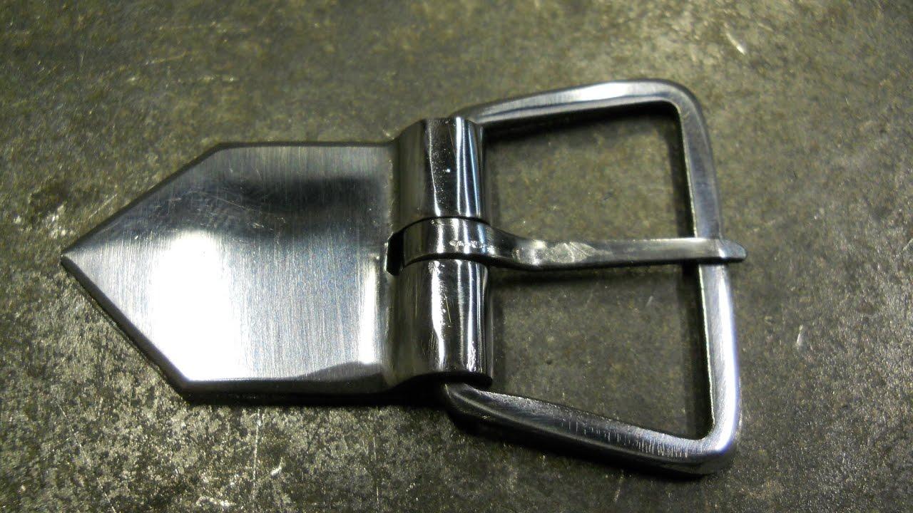 Пряжка для ремня своими руками из алюминия 100