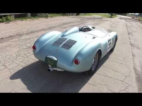 BECK 1955 Porsche 550 Spyder Replica