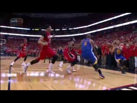 Stephen Curry Forces OT with Amazing Three