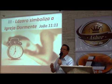 IAAP -13.06.2013 - Três Tipo de Igreja Lázaro Marta e Maria