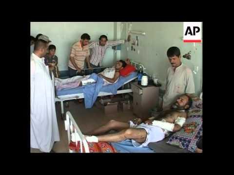 Sadr City attacks kill 7, hospital