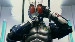 Kamen Rider Agito Movie Trailer