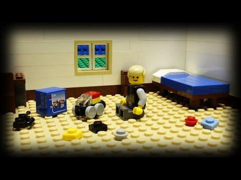 Builder Lego Movie Promotion