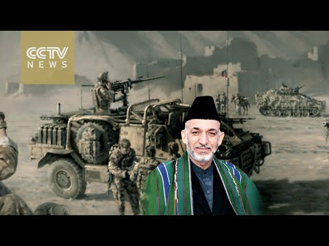 Exclusive interview with Karzai