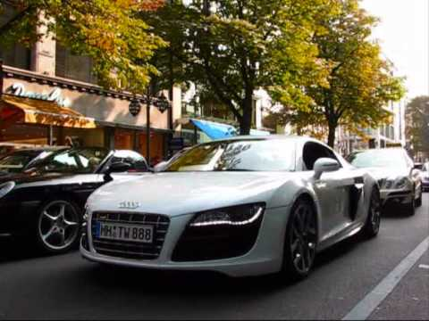AutoGespot - Carspotting: Düsseldorfer Supercars (part 2) Video