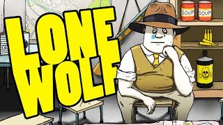 60 seconds! - The Ghost of Pancake and Lone Wolf Challenge! -  60 Seconds Gameplay