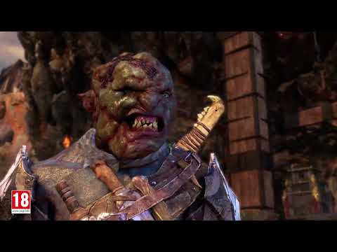 Middle-earth: Shadow of War - NEW Marauder Tribe Trailer HD