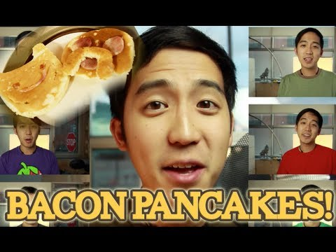 BACON PANCAKES the FULL SONG Adventure Time