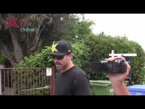 Brody Jenner Amused By Paparazzi Drama