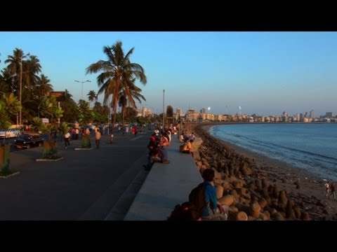 Marine Drive - An ideal spot to relax