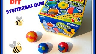 Kutsuwa Eraser Kit Bouncy Eraser Stuiterbal Gummen maken