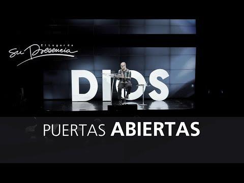Puertas abiertas - Pastor Andrés Corson - 25 Mayo 2014