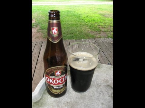 Hougly Beer Review: Okocim Porter.
